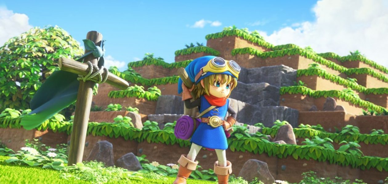 A Regal Review– Dragon Quest Builders (Demo – Switch Edition)